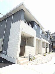 神奈川県海老名市大谷南4丁目の賃貸アパートの外観