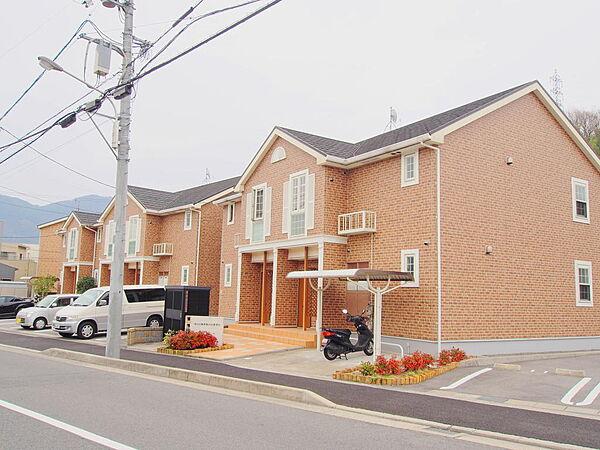 リバーサイドハーモニーA 2階の賃貸【広島県 / 広島市安芸区】