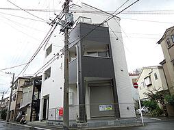 神奈川県横浜市南区榎町1丁目の賃貸アパートの外観