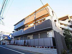 クレスト竹の塚[301号室]の外観