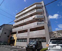 京都府京都市下京区西七条西石ヶ坪町の賃貸マンションの外観