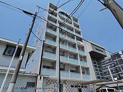千葉県船橋市湊町2丁目の賃貸マンションの外観