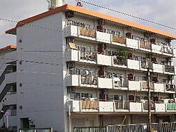 サンハイツ西ノ京[403号室]の外観