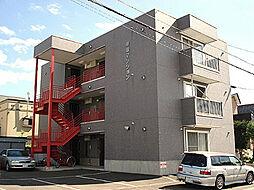 岸塚マンション[1階]の外観