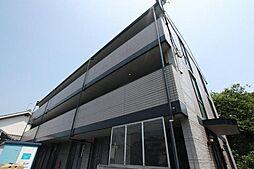 広島県福山市西深津町6丁目の賃貸アパートの外観
