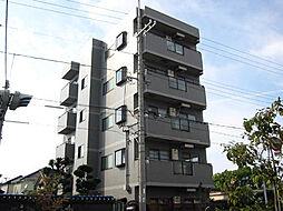 パラドール高石[4階]の外観