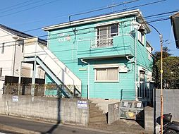 千葉県柏市つくしが丘4丁目の賃貸アパートの外観