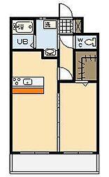 (新築)永楽町マンション[306号室]の間取り