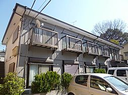 東京都武蔵野市吉祥寺本町1丁目の賃貸アパートの外観