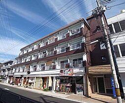 京都府京都市伏見区竹田中内畑町の賃貸マンションの外観