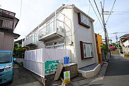 ピソ松ヶ丘[102号室]の外観