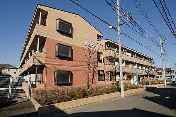 東京都国分寺市本多4の賃貸マンションの外観