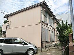 埼玉県さいたま市浦和区仲町4丁目の賃貸アパートの外観