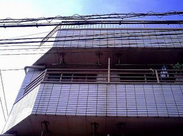 東京都新宿区中井1丁目の賃貸マンション