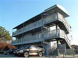 兵庫県たつの市龍野町四箇の賃貸マンションの外観