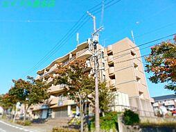三重県桑名市陽だまりの丘7丁目の賃貸マンションの外観