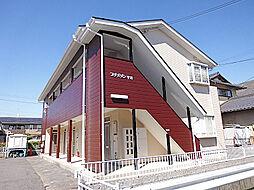 プチメゾン平井[1階]の外観