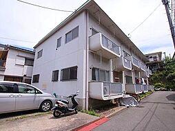 兵庫県神戸市垂水区北舞子3丁目の賃貸マンションの外観