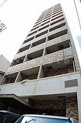 アスヴェルタワー大阪城WEST[3階]の外観