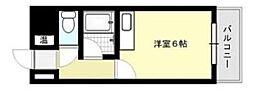 PLEAST警弥郷[205号室]の間取り