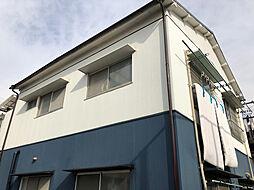 長沢荘[201号室]の外観