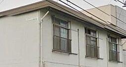 東京都町田市能ヶ谷4丁目の賃貸アパートの外観