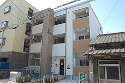 ハーモニーテラス京阪北本通[1階]の外観
