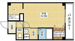 I Cube 新大阪東[5階]の間取り