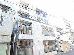 大阪府大阪市旭区新森2丁目の賃貸マンションの外観