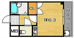 AIビル[4階]の間取り