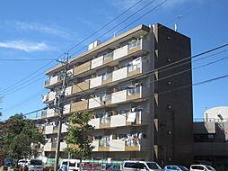 ツクダビル[4階]の外観