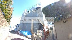 eva北花田(エヴァキタハナダ)[1階]の外観