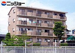 ガーデンハイツB棟[4階]の外観