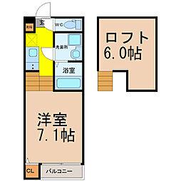 FAMILY STAGE伝馬町[1階]の間取り