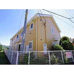 奈良県五條市二見の賃貸アパートの外観
