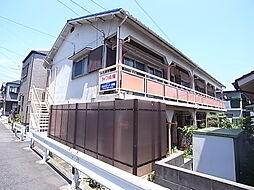 兵庫県神戸市垂水区向陽3丁目の賃貸アパートの外観