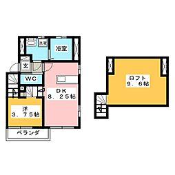 西川原駅 5.7万円