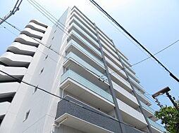 フォレスタ阿由知[3階]の外観