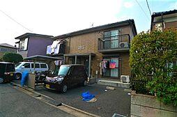 [テラスハウス] 東京都東大和市向原5丁目 の賃貸【東京都 / 東大和市】の外観