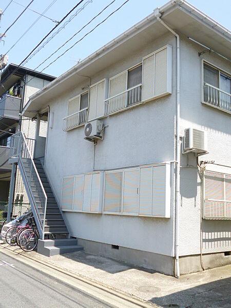 コーポ浅田 2階の賃貸【神奈川県 / 川崎市川崎区】