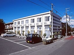 神奈川県相模原市中央区千代田6丁目の賃貸アパートの外観