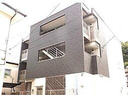 神奈川県横浜市磯子区岡村3丁目の賃貸マンションの外観