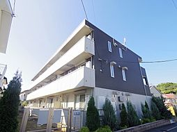 CAPE KANEKO B棟[3階]の外観