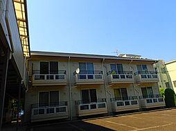 ユニコーンB[2階]の外観