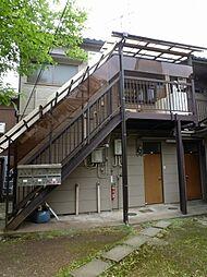 川島ハウス[1階]の外観