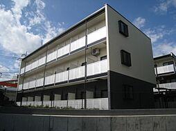 神奈川県川崎市多摩区西生田1丁目の賃貸マンションの外観