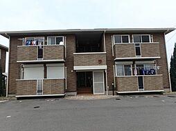 パストラル福田B棟[2階]の外観