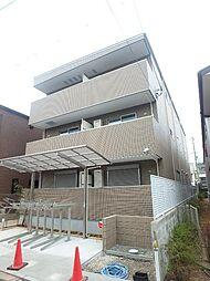大阪府堺市堺区北旅籠町東1丁の賃貸アパートの外観