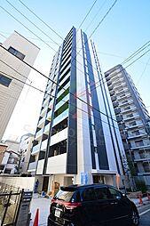 東京都台東区東上野6丁目の賃貸マンションの外観
