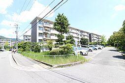 箕面粟生第2住宅9号棟[1階]の外観